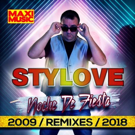 Stylove - Noche De Fiesta (Remixes)