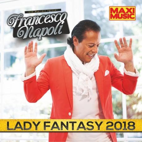 Francesco Napoli - Lady Fantasy 2018