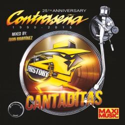 Contraseña Mix The History (DOBLE CD)