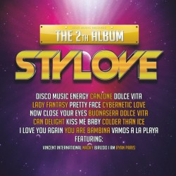 Stylove The 2th Album