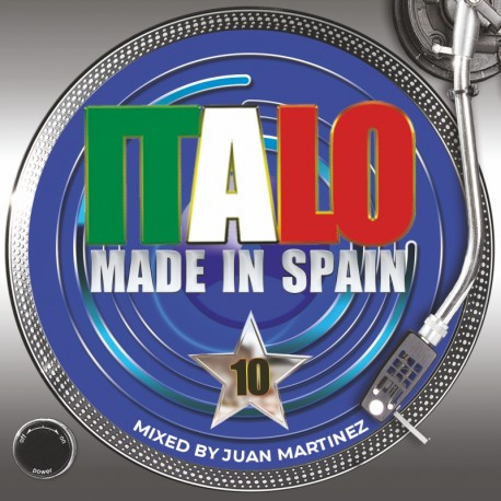 Italo Made In Spain 10