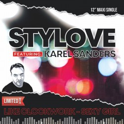 Stylove Feat Karel. Sanders - Like Clockwork - Sexy Girl